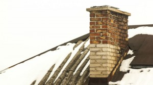 picture of old chimney