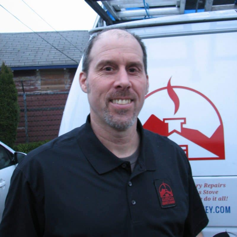 CSIA certified sweep - Dennis Childers