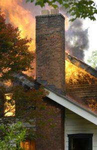 Unlined Chimney Fire - Portland OR - American Chimney &