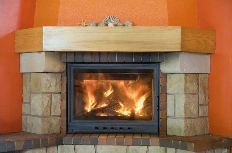 Fireplace Inserts Improve Heating Efficiency Portland Or