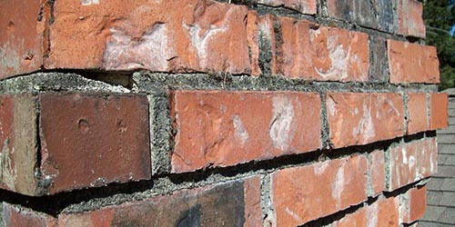 3 Areas To Check For A Chimney Leak American Chimney Masonry